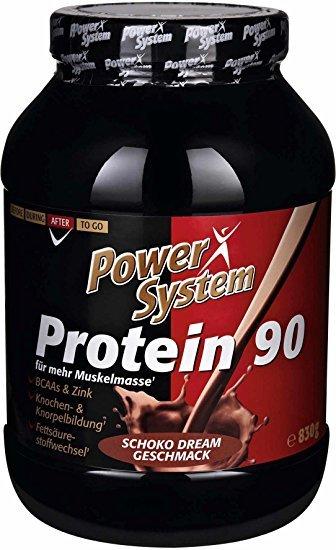 Power System Protein 90 Schoko