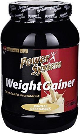 Power System Proteinpulver Vanille