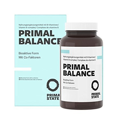Primal State Premium Vitamin B Komplex