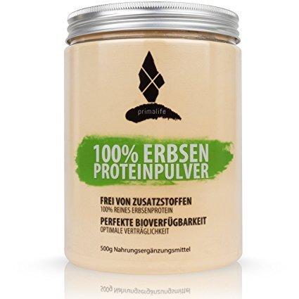 Primalife Erbsen Proteinpulver