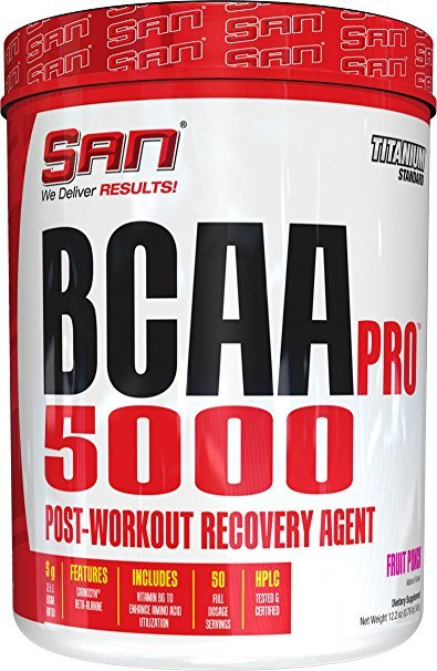 SAN BCAA-Pro 5000 Fruit Punch