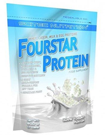Scitec Nutrition Fourstar Protein Quark-Joghurt