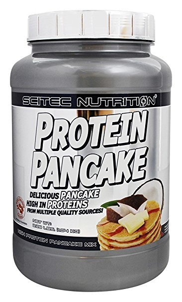 scitec nutrition protein pancake kokosnuss wei e schoko eiwei pulver test 2018. Black Bedroom Furniture Sets. Home Design Ideas