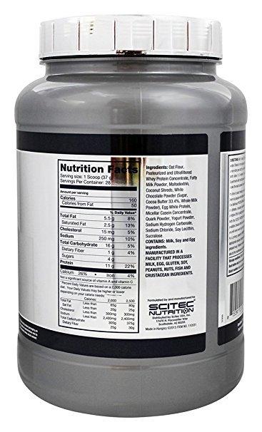 scitec nutrition protein pancake kokosnuss wei e schoko eiwei pulver test 2018. Black Bedroom Furniture Sets. Home Design Ideas