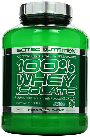 Scitec Nutrition Whey Isolate Vanille