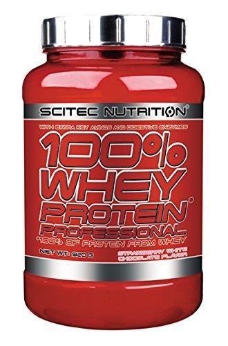Scitec Nutrition Whey Protein Professional Erdbeer-Weiße Schokolade