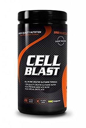 SRS Muscle Cell Blast Orange