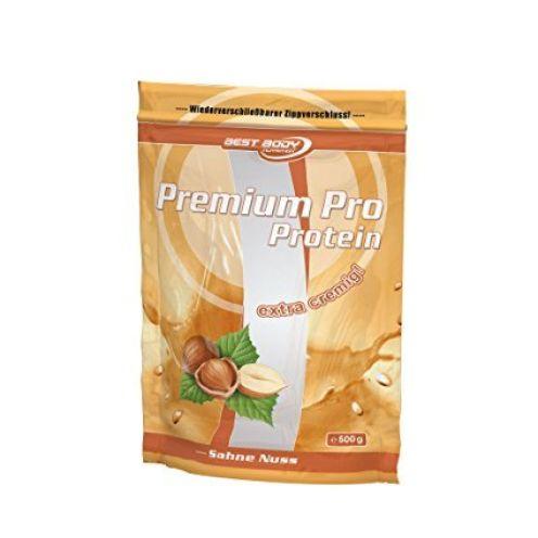 Best Body Nutrition Premium Pro Protein Sahne-Nuss