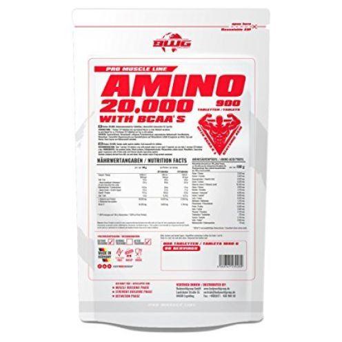 BodyWorldGroup Amino 20.000