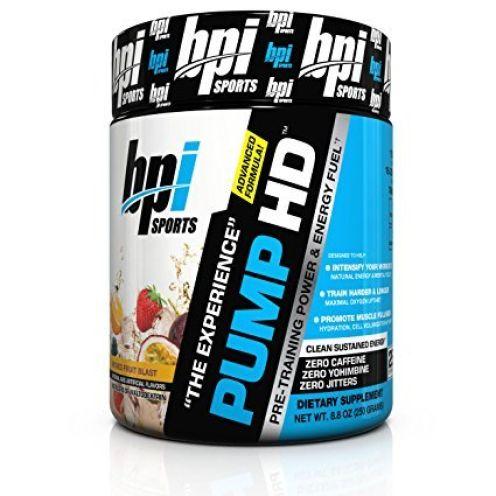 BPI Sports Pump HD 250 g