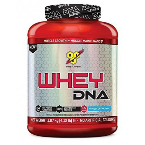 BSN Dna Whey Vanilla