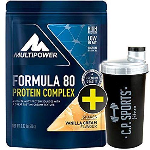 C.P.Sports Multipower Formula 80 Protein Complex
