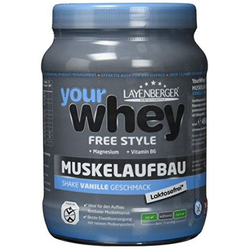 FA Nutrition Your Whey 4 Sport Protein-Shake Vanille