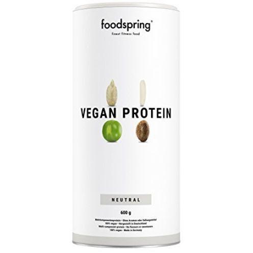 Foodspring Vegan Protein Pulver neutral