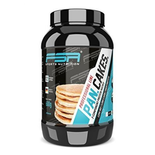 FSA Sports Nutrition Protein Pancakes Low Carb und Low Fat