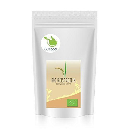 Goldener Zweig Bio Reisprotein Pulver