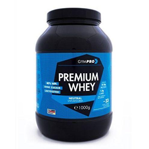 GymPro Premium Whey Protein Pulver