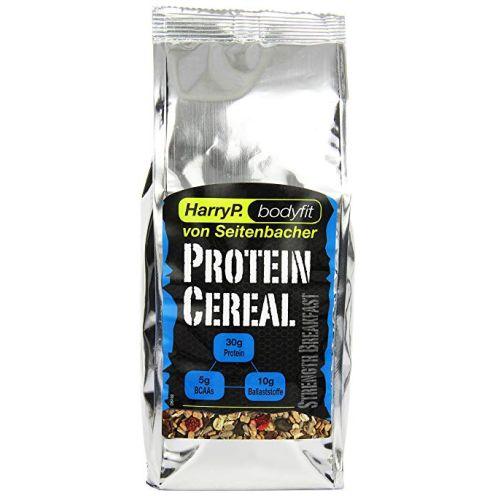 HarryP Bodyfit Protein Müsli Strength Breakfast