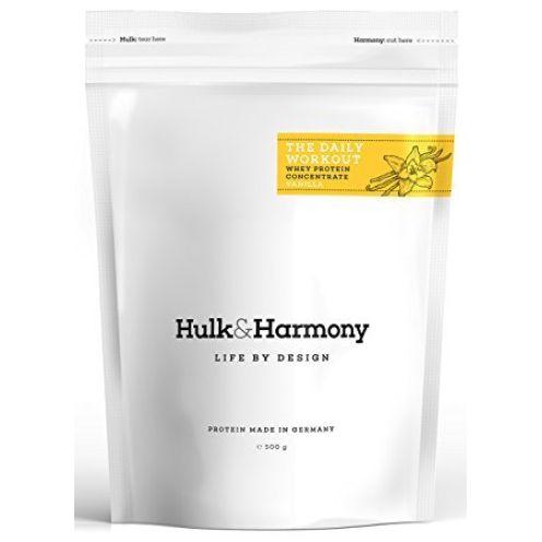 Hulk&Harmony Premium Whey Protein Konzentrat (WPC)