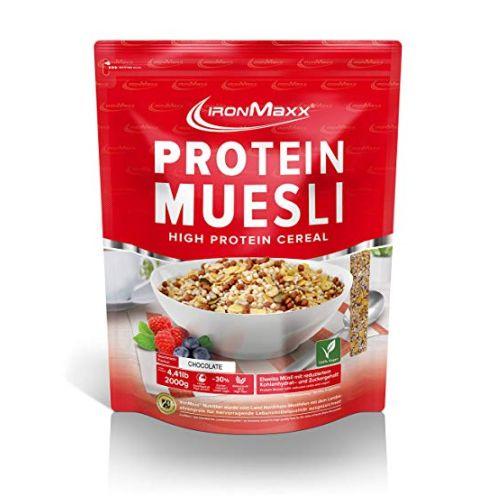 IronMaxx Protein Müsli Schokolade