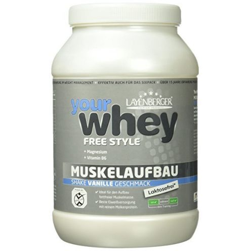 Layenberger Your Whey 4 Sport Protein-Shake Vanille