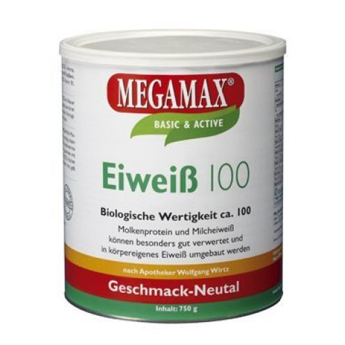 Megamax Eiweiss Neutral