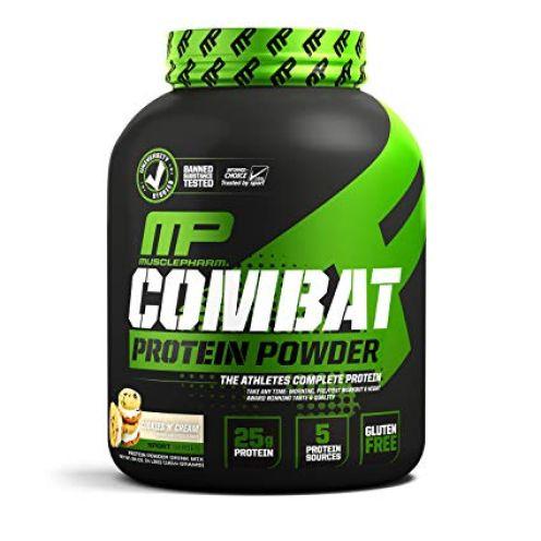 Muscle Pharm Combat Powder Cookies & Cream