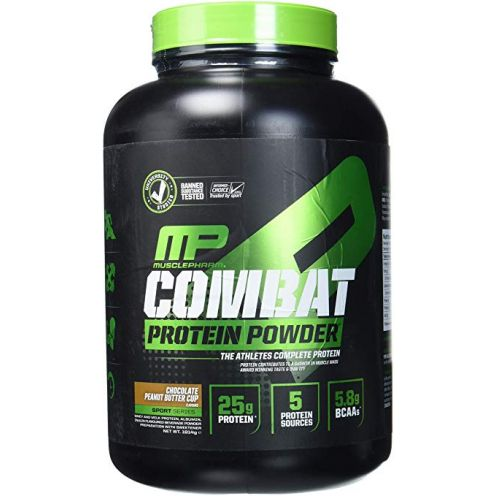 Muscle Pharm Combat Protein Powder Schoko