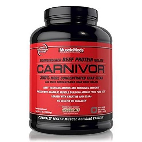 Musclemeds Carnivor Beef Protein Isolate Chocolate
