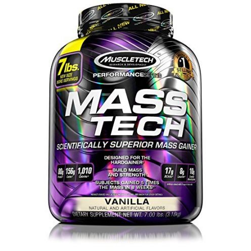 MuscleTech Mass-Tech - Vanilla