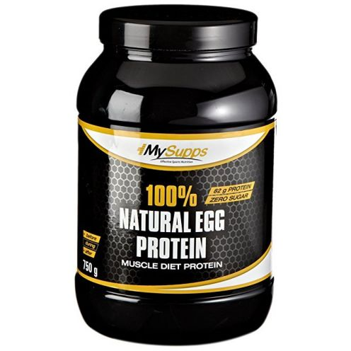 My Supps 100% Natural Egg Protein