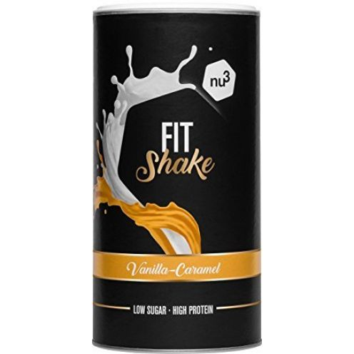 nu3 Fit Shake Vanilla Caramel