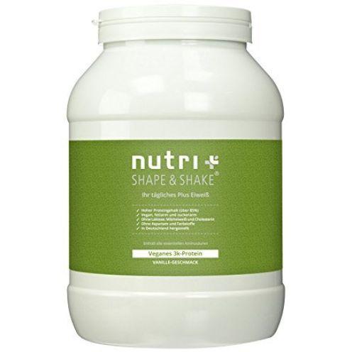Nutri-Plus Shape & Shake Vegan Vanille