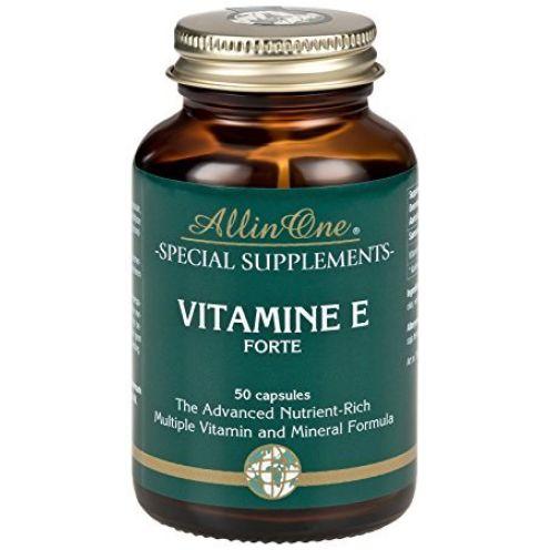 Vitactiv Natural Nutrition VITAMIN E Forte 400 I.E