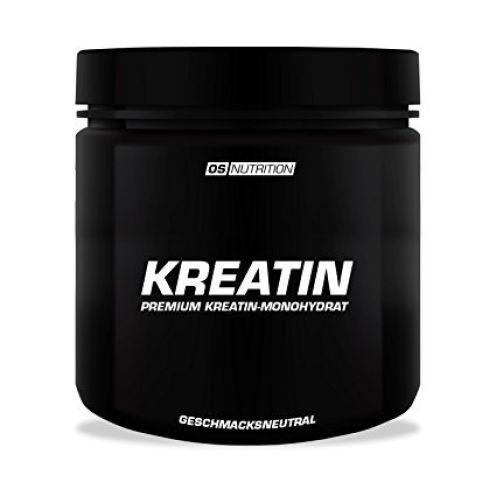 OS Nutrition KREATIN Premium Kreatin-Monohydrat Pulver