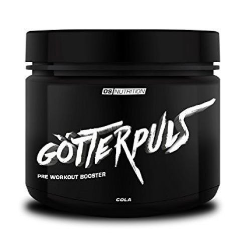 OS Nutrition Pre Workout Booster Götterpuls