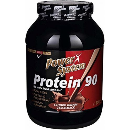 Power System Protein 90 Schoko