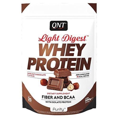 QNT Light Digest Whey Protein Hazelnut Chocolate
