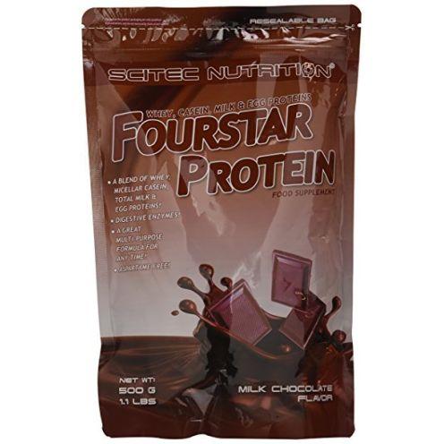 Scitec Nutrition Fourstar Protein AlpenMilch-Schokolade