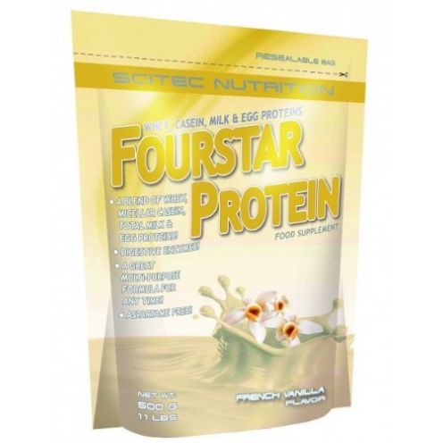 Scitec Nutrition Fourstar Protein French Vanille