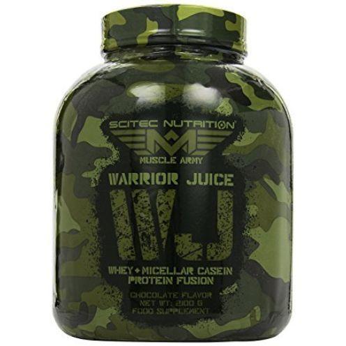 Scitec Nutrition Muscle Army Warrior Juice Schokolade