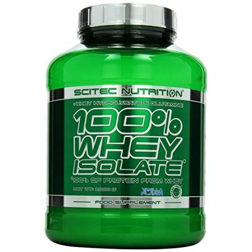 Scitec Nutrition Whey Isolate Vanille