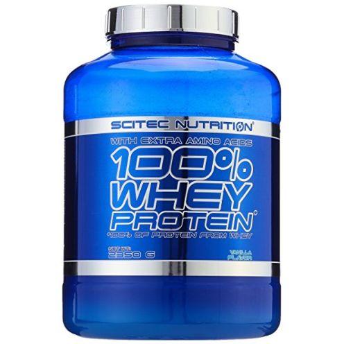 Scitec Nutrition Whey Protein Vanille