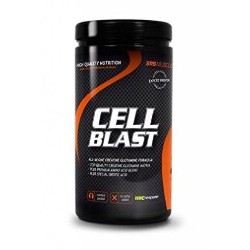 SRS Cell Blast Orange
