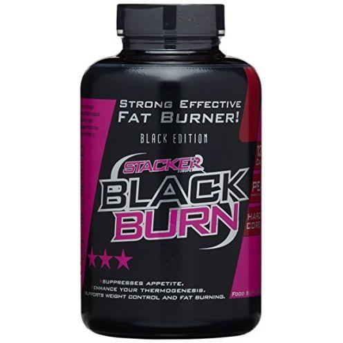 Stacker2 Black Burn (120 Kapseln)
