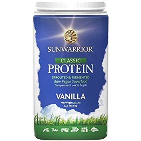 Sunwarrior Natürliches Classic protein Vanille