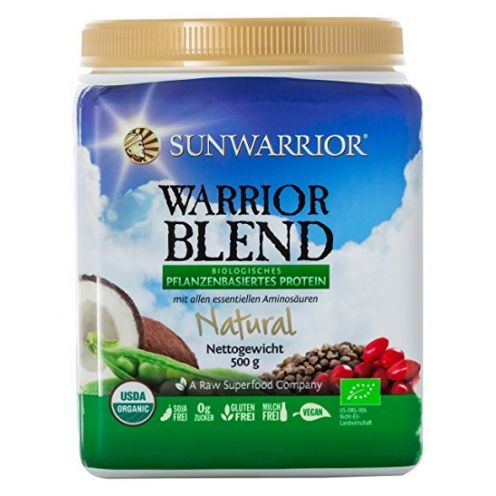 Sunwarrior Warrior Blend Natural