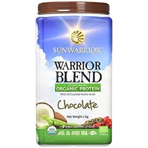 Sunwarrior Warrior Blend Schokolade