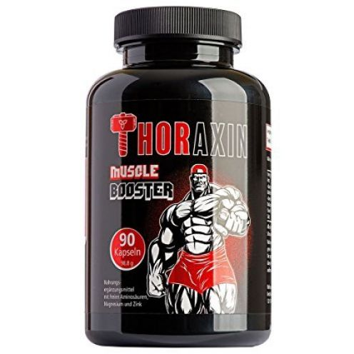 Thoraxin Muskelaufbau Kapseln