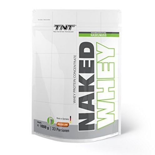 TNT True Nutrition Technology Naked Whey Protein